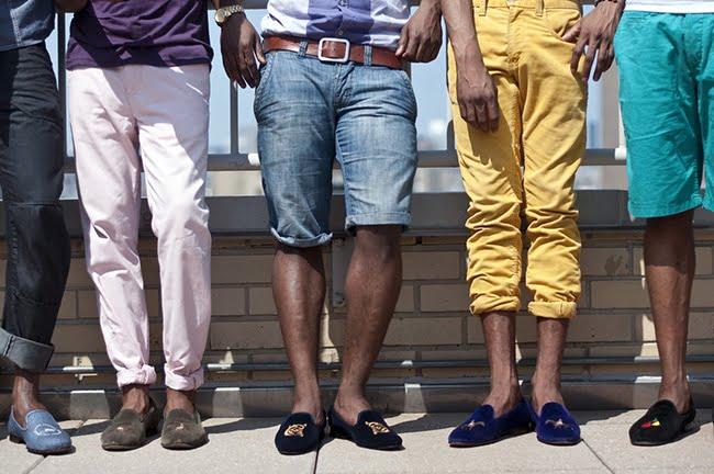 Slipper Masculinos para o Verão HQSC 5