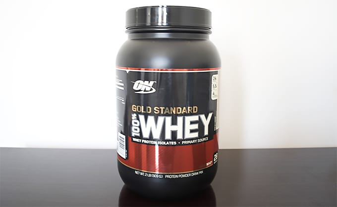 Whey protein Optimum HQSC 1