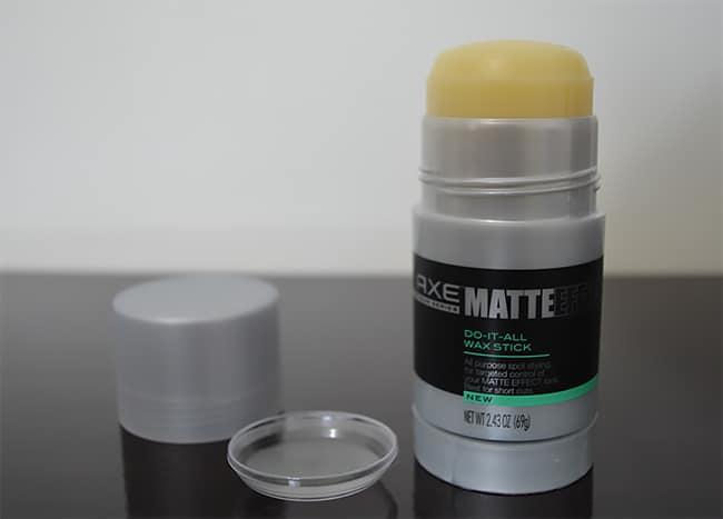 Cera em bastão  Do-It All Wax Stick  Axe Matte Effect HQSC 2