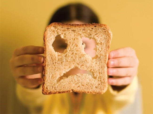 Dieta sem glúten HQSC 2