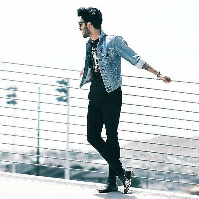 Sapato preto masculino combina com o que HQSC 1