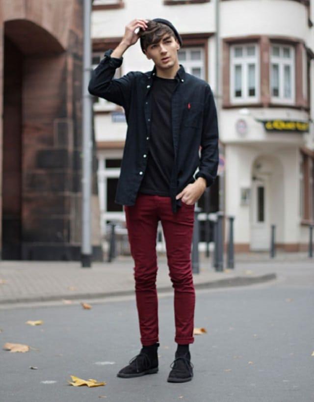 Sapato preto masculino combina com o que HQSC 5 3
