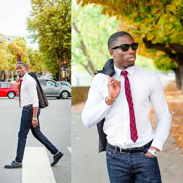 Sapato preto masculino combina com o que HQSC 8