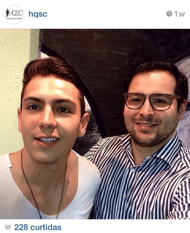 Tratamento Microagulhamento Claudio Dias e Juan Alves HQSC 1