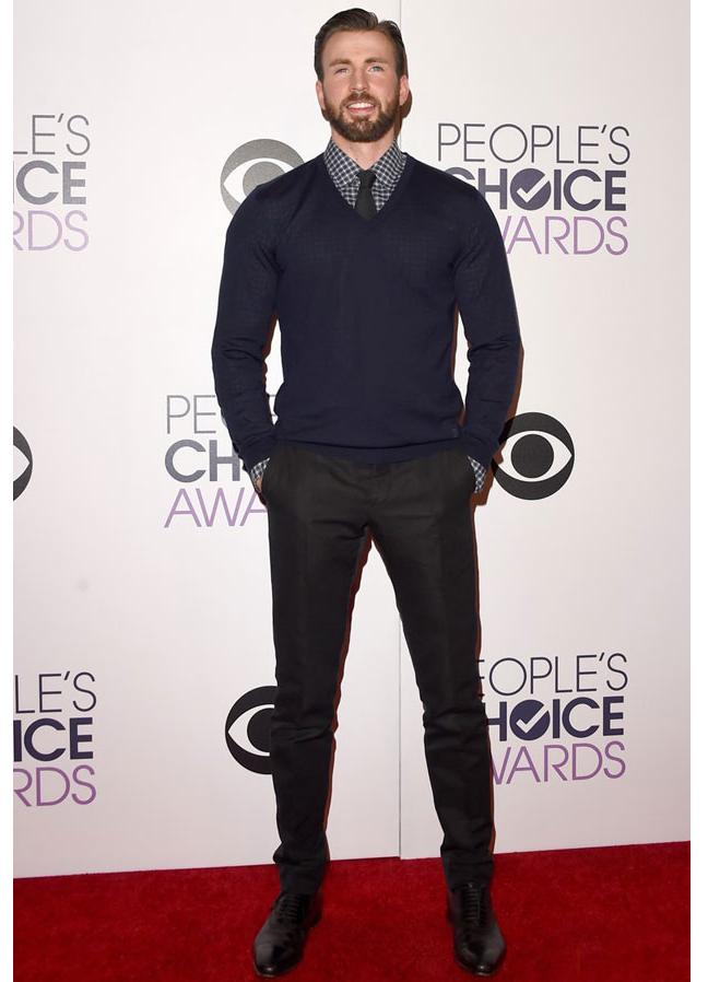 Chris Evans Peoples Choice 2015 HQSC