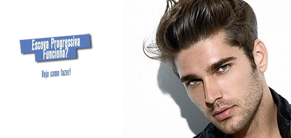 Como alisar o cabelo masculino HQSC 0 1