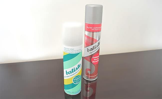 Como eu ando cuidando do meu cabelo Shampoo-e-Condicionador a seco HQSC 3