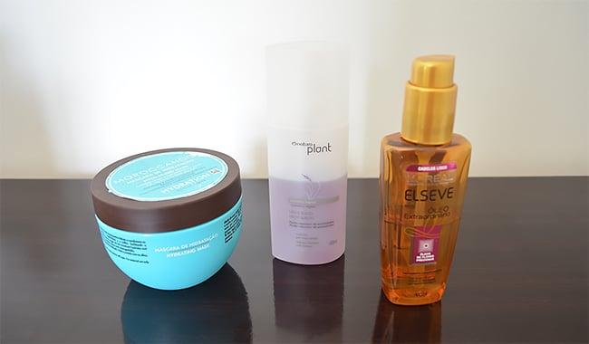 Como eu ando cuidando do meu cabelo tratamentos HQSC 4