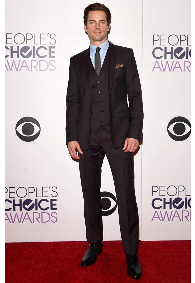 Matt Bomer Peoples Choice 2015 HQSC