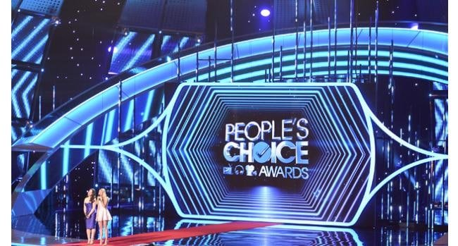 The 40th Annual People's Choice Awards - Backstage And Audience