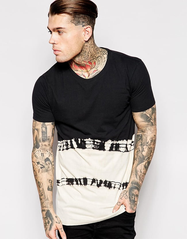 A Tendência das Camisetas Oversized Masculina HQSC  3
