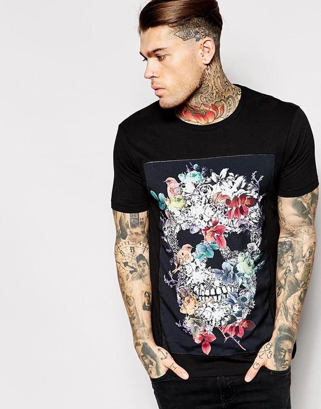 A Tendência das Camisetas Oversized Masculina HQSC 5
