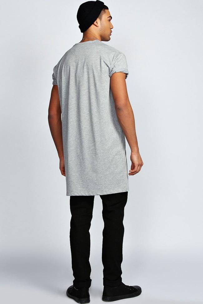 A Tendência das Camisetas Oversized Masculina HQSC  6