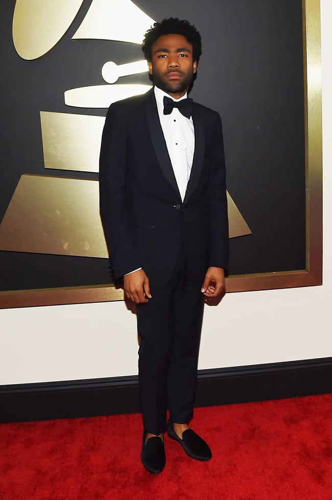 Donald Glover Grammy 2015 HQSC