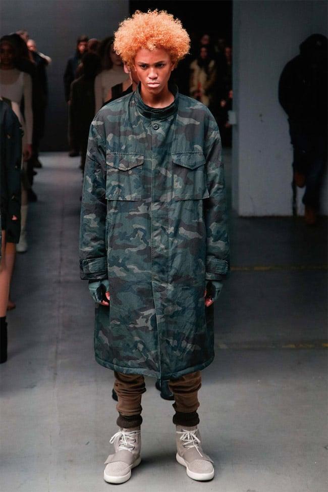 Kanye West para Adidas Yeezy HQSC 5