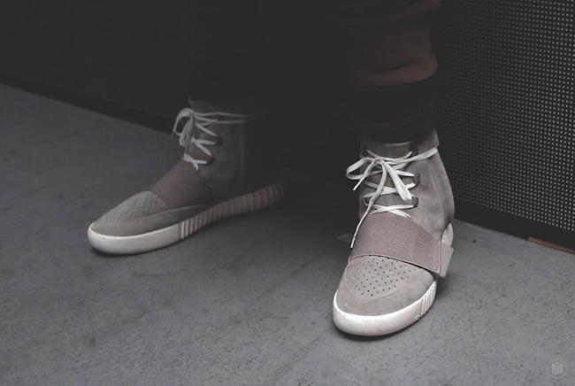 Kanye West para Adidas Yeezy HQSC 8