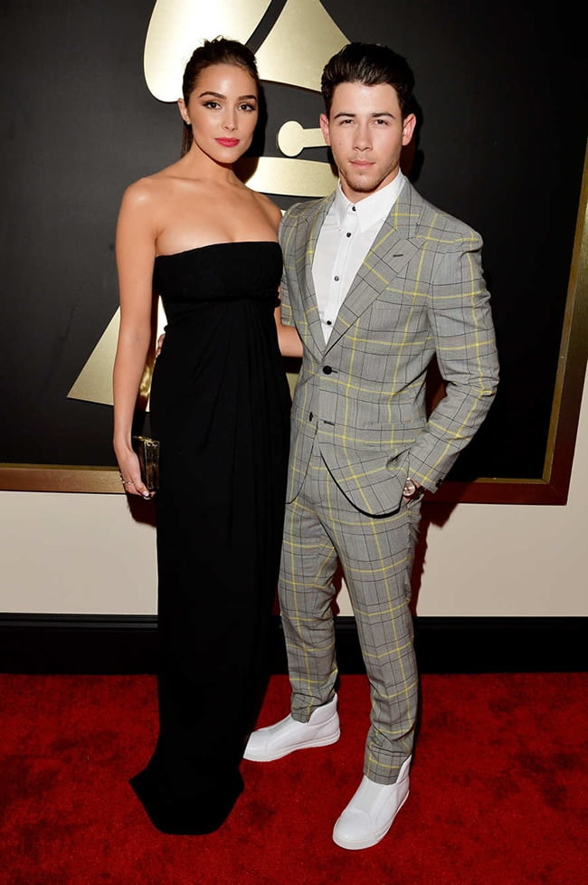 Nick Jonas Grammy 2015