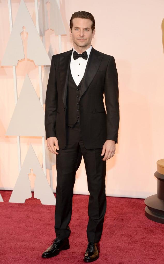 Os Mais Bem Vestidos Oscar 2015 Bradley Cooper Homens que se cuidam