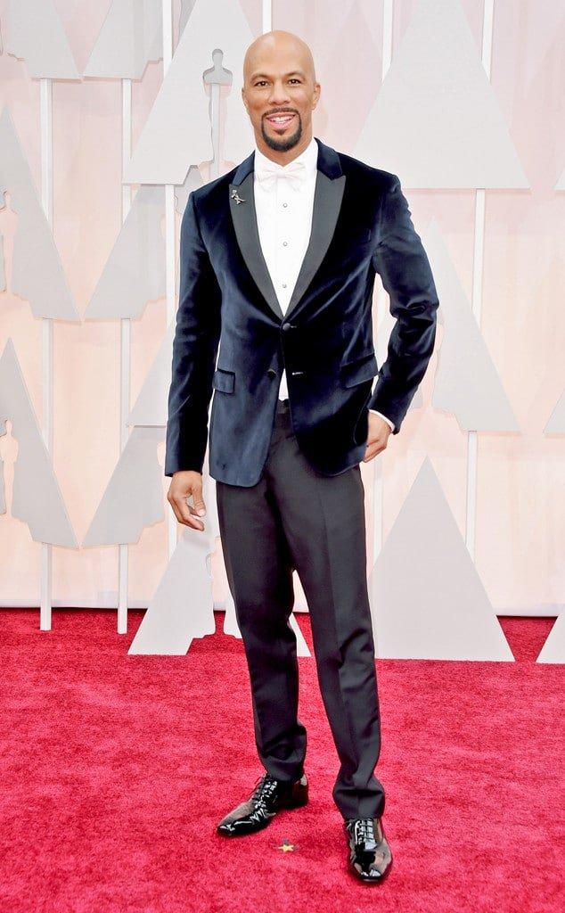 Os Mais Bem Vestidos Oscar 2015 Common Homens que se cuidam