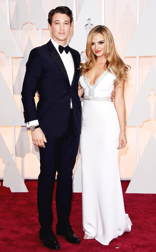 Os Mais Bem Vestidos Oscar 2015 Miles Teller Homens que se cuidam