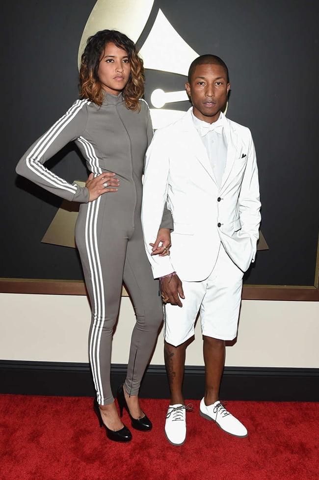 Pharrell Williams Grammy HQSC