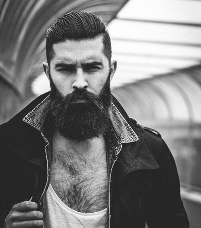 Como Cuidar da Barba Homens que se cuidam 6