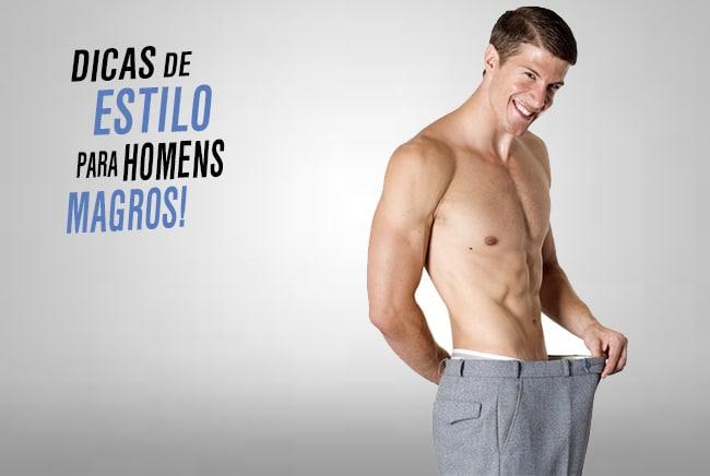 Dicas de Moda Para Homens Magros e Altos HQSC 0 1