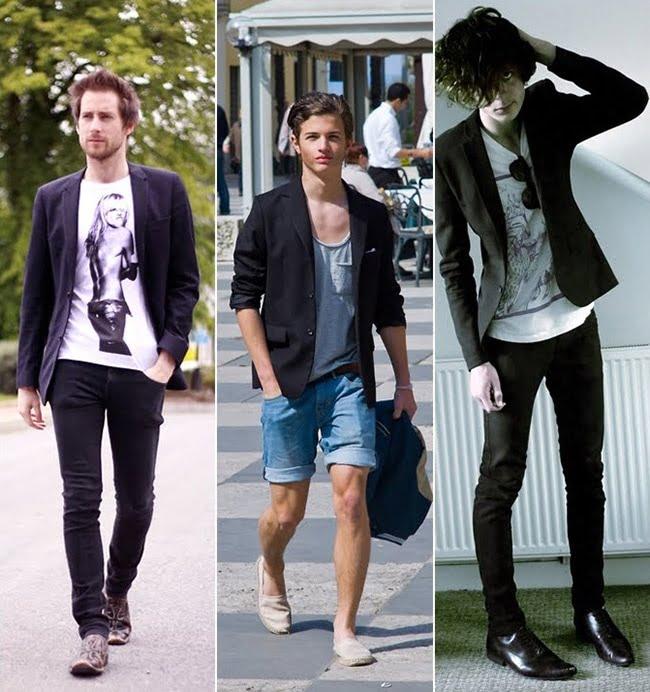 Dicas de Moda Para Homens Magros e Altos HQSC 3