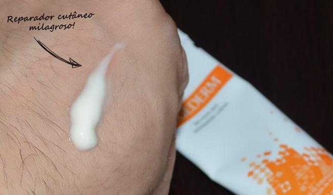 Tratamento com Microagulhamento Cuidados diários Homens que se cuidam 5