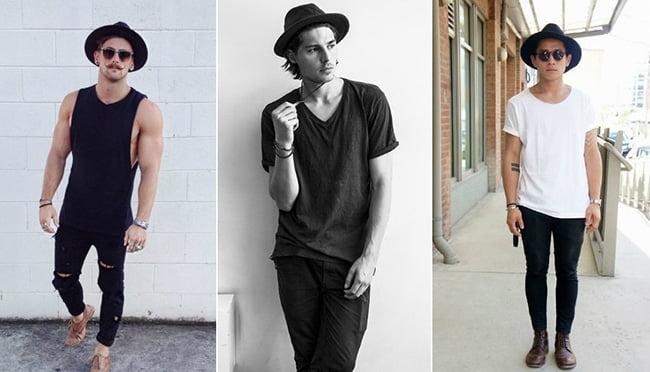 Chapeu Fedora Como Usar Moda Masculia Homens que se cuidam 3