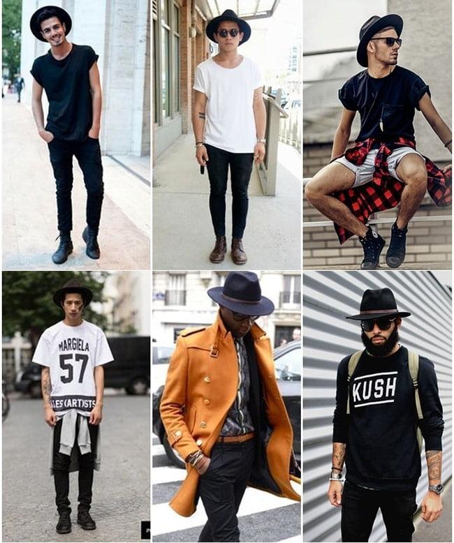 Chapeu Fedora Como Usar Moda Masculia Homens que se cuidam 4