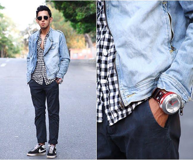 Como Usar Camisa Jeans Masculina Homens que se cuidam 15