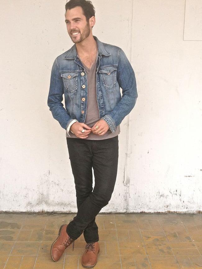 Como Usar Camisa Jeans Masculina Homens que se cuidam 6 6