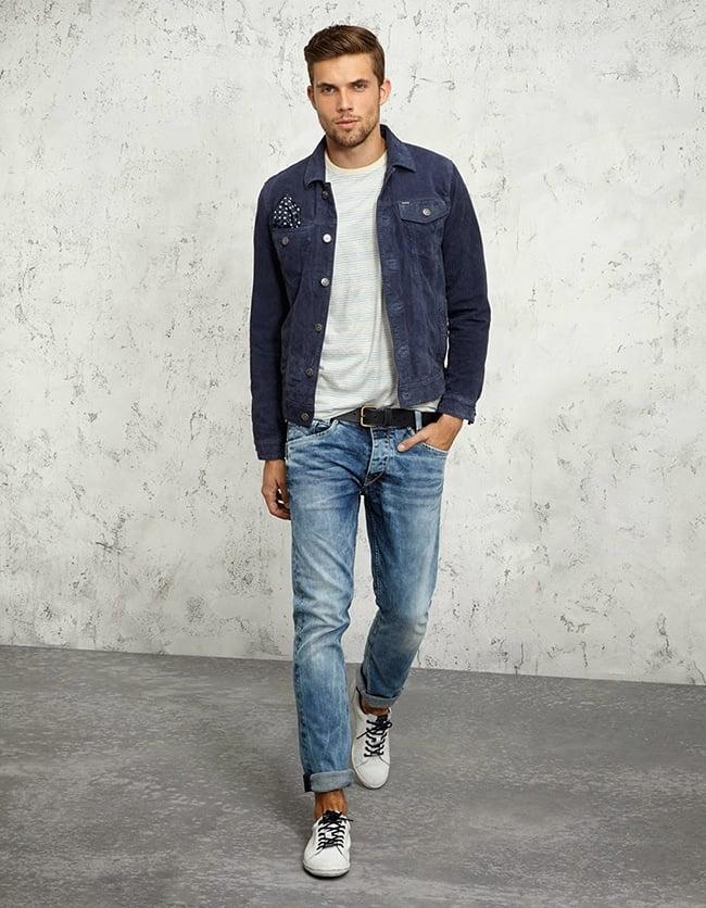 Como Usar Camisa Jeans Masculina Homens que se cuidam 6
