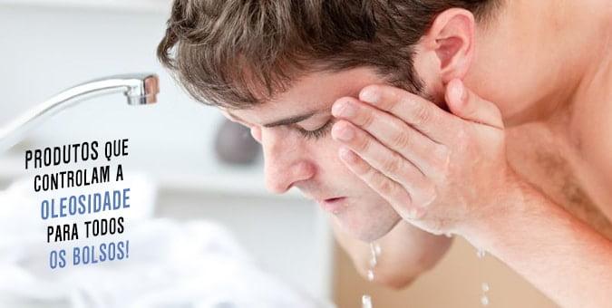 Cuidados com pele Oleosa Masculina Homens que secuidam 1