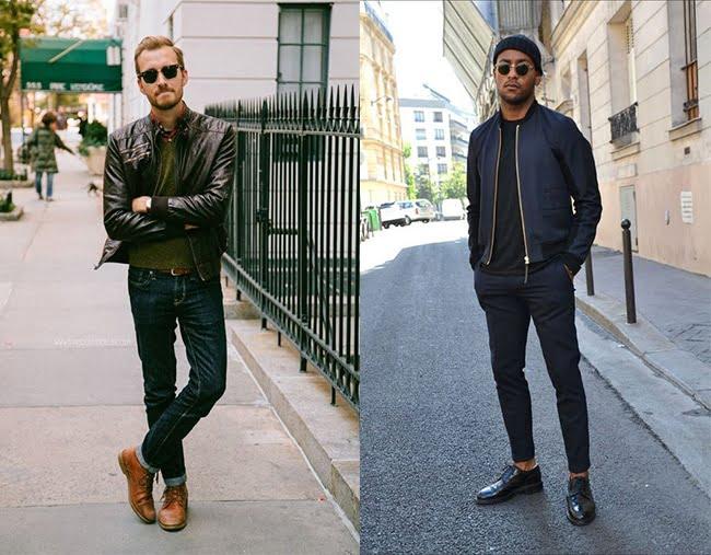 Street Style Masculino com Jaqueta Bomber Homens que se cuidam 001 1