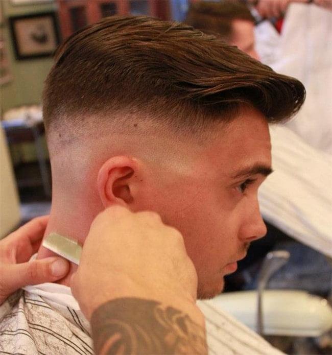 Cortes de cabelo masculino em alta Homens que se cuidam Razor part 1