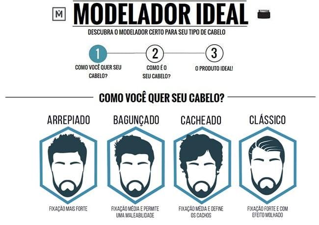 Descubra qual o  Modelador ideal para seu cabelo -  1 1