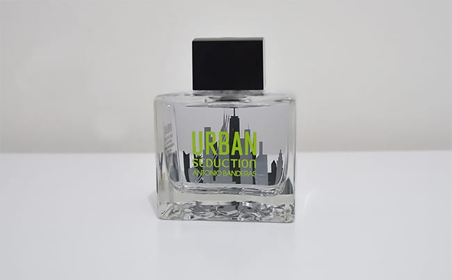 Perfume Urban Seduction Antonio Banderas Homens que se cuidam 1