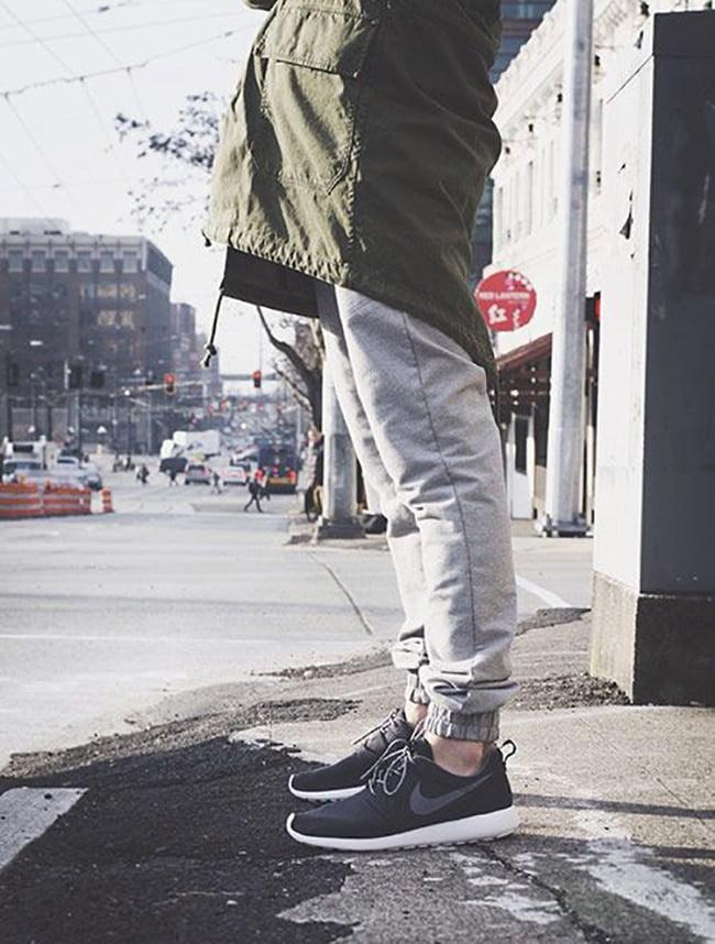 Street Style com Jogger Masculina Homens que se cuidam 2