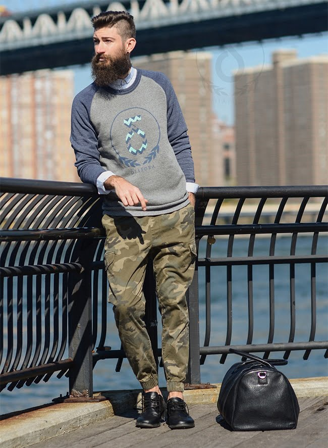 Street Style com Jogger Masculina Homens que se cuidam 5