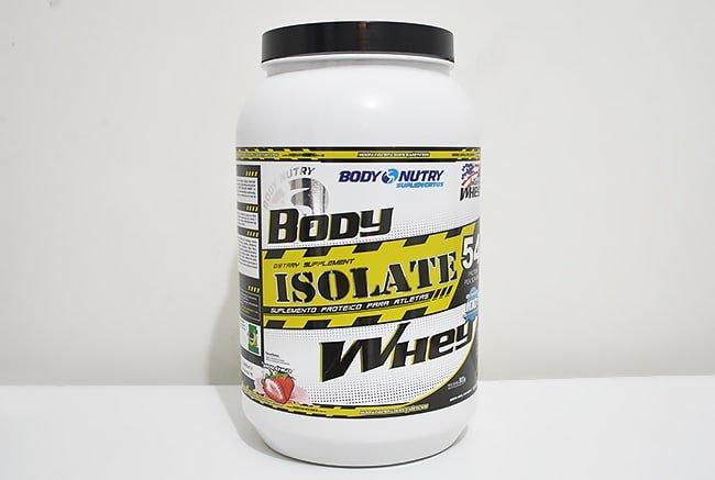 Whey Protein Isolate da Body Nutry Homens que se cuidam 1