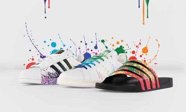 Adidas Lança Coleção em Homenagem a Parada do Orgulho LGBT Homens que se cuidam 1