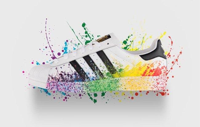 Adidas Lança Coleção em Homenagem a Parada do Orgulho LGBT Homens que se cuidam 6