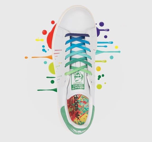 Adidas Lança Coleção em Homenagem a Parada do Orgulho LGBT Homens que se cuidam 7