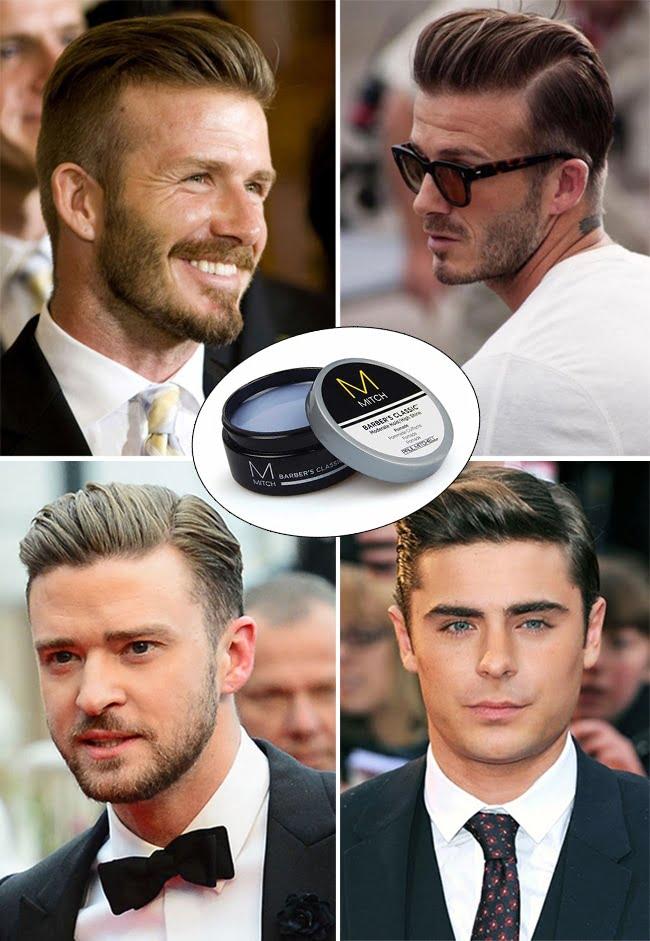 Modeladores para cabelo Mitch Barber Classic Homens que se cuidam 2