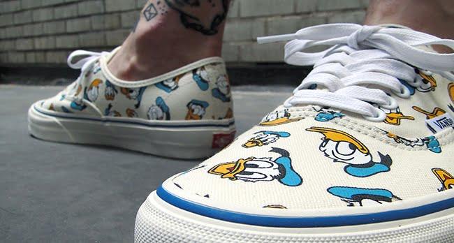 Vans lança coleção em parceria com a Disney Homens que se cuidam 1