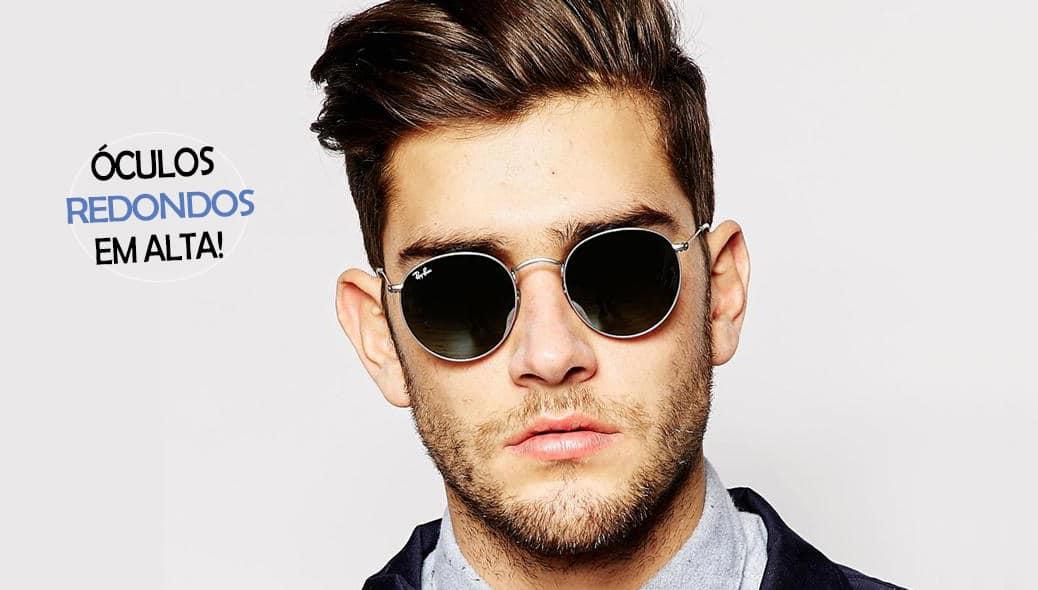 óculos redondo masculino homens que se cuidam 0 0 1 1