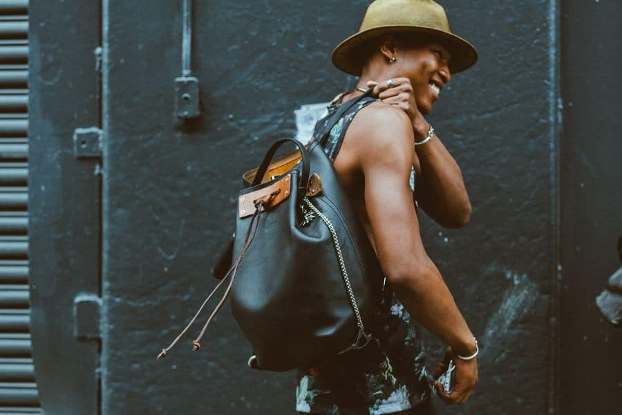 Street Style da semana de moda de NY - New York Men's Fashion Week Homens que se cuidam 11