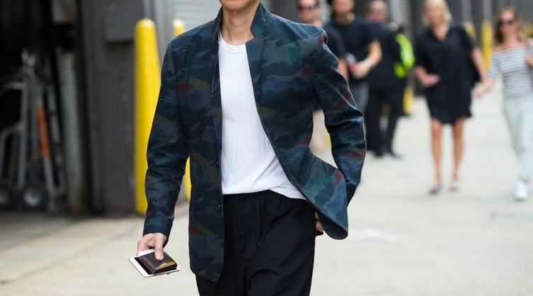 Street Style da semana de moda de NY - New York Men's Fashion Week Homens que se cuidam 5